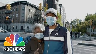 Cuomo Reveals Finalists For Public Service Announcement Contest On Mask Wearing | NBC News NOW