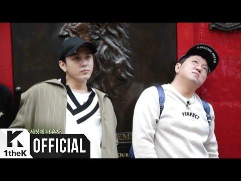 [MV] LUDONPH YONGJUNKO(루돈프 용준코) (정형돈, 용준형, 루나) _ Tell me It's Okay(괜찮다고 말해줘) (도니의 히트제조기)