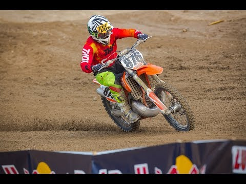 Chris Alldredge's Two-Stroke Racing Is Just For Fun | TransWorld Motocross