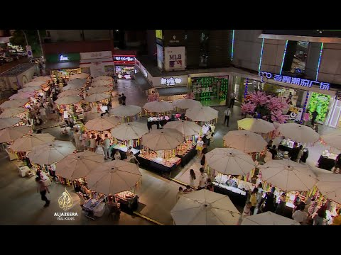 Kineska vlada potiče razvoj ulične trgovine