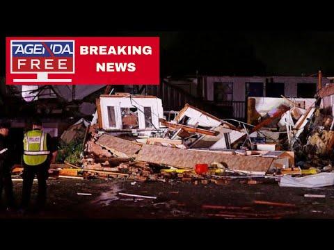 Major Tornado Damage in El Reno, Oklahoma - LIVE BREAKING NEWS COVERAGE