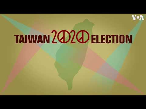Taiwan Election Explainer