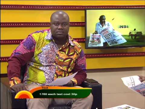 Badwam Newspaper Review -   Adom TV (8-2-16)