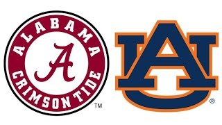 2011 Iron Bowl, #2 Alabama at #24 Auburn (Highlights)