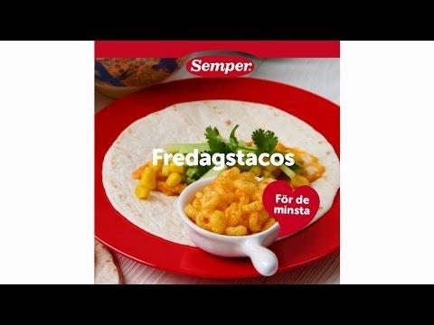 Tacos för de minsta
