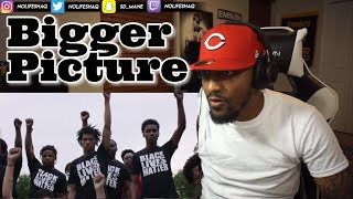 Lil Baby - The Bigger Picture (REACTION!!!)