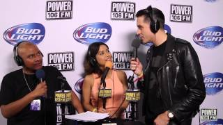 G-Eazy on Threesome with Tinashe and Krystal!!