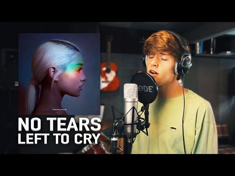 Recreating NO TEARS LEFT TO CRY by ARIANA GRANDE in ONE HOUR | ONE HOUR SONG CHALLENGE