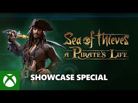 Sea of Thieves: A Pirate's Life Showcase [AUDIO DESCRIPTION]
