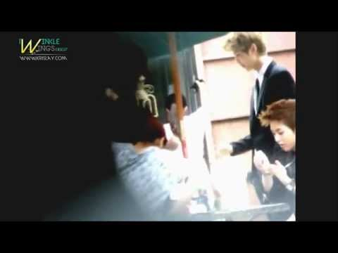 120529 EXO M Lay Luhan So Cool Magazine Photoshoot