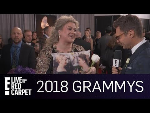 Kelly Clarkson Reacts to Her Initial Meryl Streep Reaction | E! Live from the Red Carpet