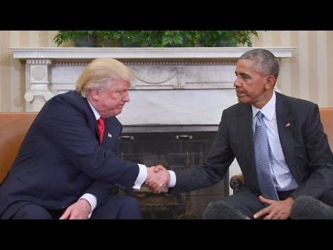 Why President Obama Helped CREATE President Trump Poster