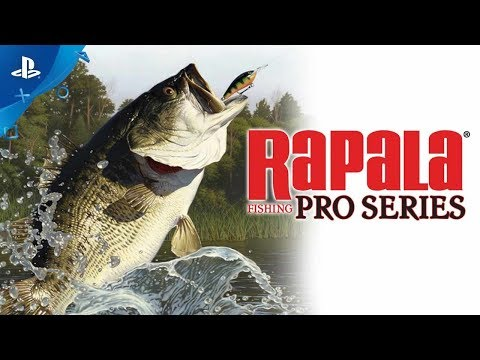 Rapala Fishing: Pro Series Trailer