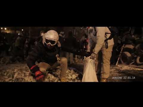 Вогонь революції. Авторський відеокліп, знятий на Грушевського, став хітом YouTube