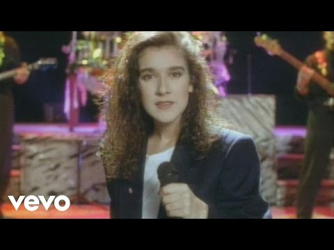 Céline Dion - Where Does My Heart Beat Now (Video - U.S colour performance version)
