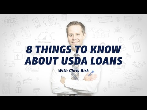 USDA Loan Basics: An Introduction from Veterans United Home Loans