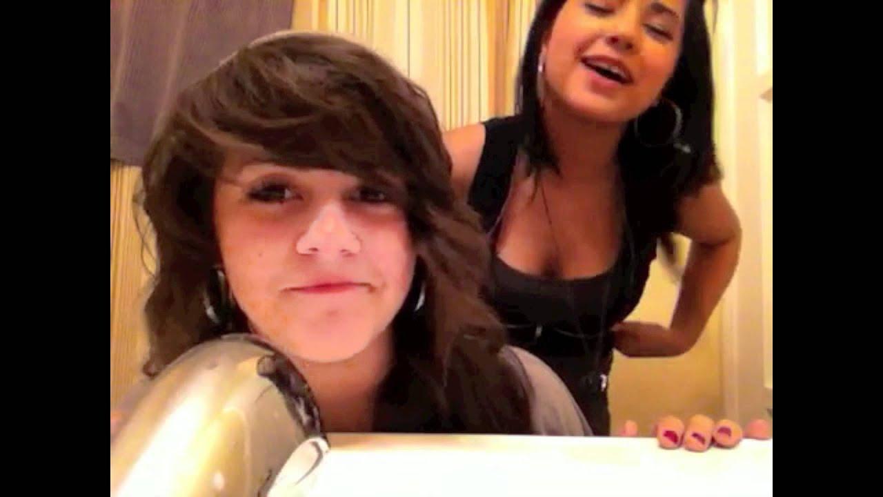 Becky G Super Bowl 2011 with La Familia - YouTube
