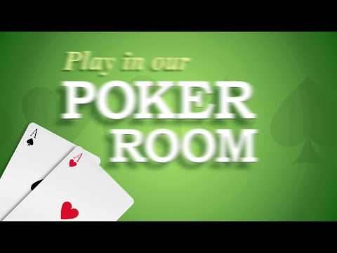 Poker Room Open 24 Hours a Day!