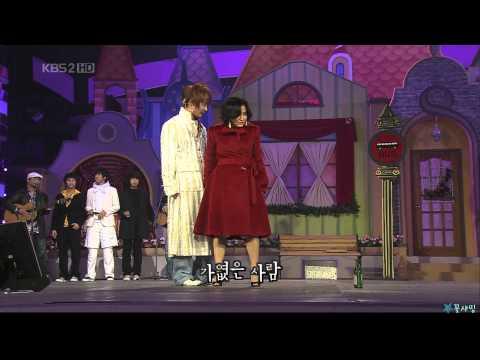 051230 KBS가요대상 시아준수 미니뮤지컬