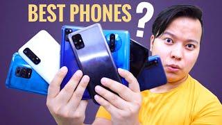 Top Smartphones Under ₹15000 & ₹20000 with Pros & Cons 🔥🔥| Samsung , Motorola , Redmi, Poco & More