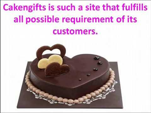Best Site For Online Cakes in Delhi