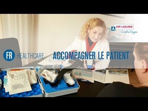 Santé à domicile - Accompagner le patient