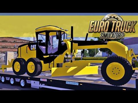 Motoniveladora - Euro Truck Simulator 2
