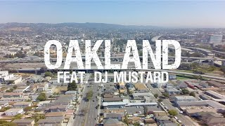 Vell - OAKLAND feat. DJ Mustard (Lyric Video)
