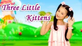 Three Little Kittens - Quả Gì - Khóc Nhè - Bố Là Tất Cả 🌸Liên Khúc Nhạc Thiếu Nhi Bảo Ngọc