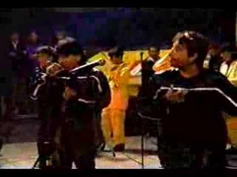 Los Maravillosos con Javier Huamani (mix 1)