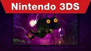 Nintendo 3DS – The Legend of Zelda: Majora's Mask 3D – Announcement Trailer