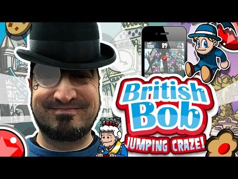 British Bob Jumping Craze! (Relevo) (iOS/Android)