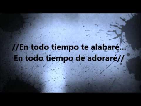 Rojo - Te Alabaré Mi Buen Jesus (Letra)