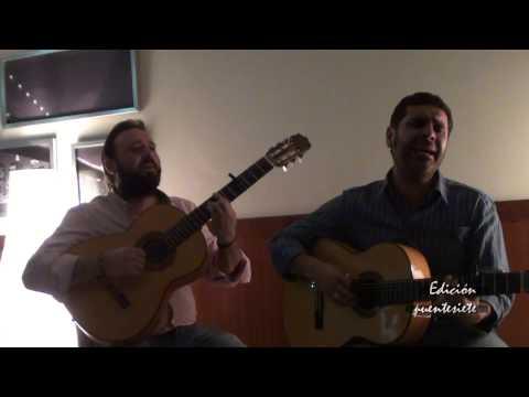 Luis Franco canta en