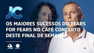 Tears For Tears: Saiba mais sobre a dupla homenageada no Café Concerto
