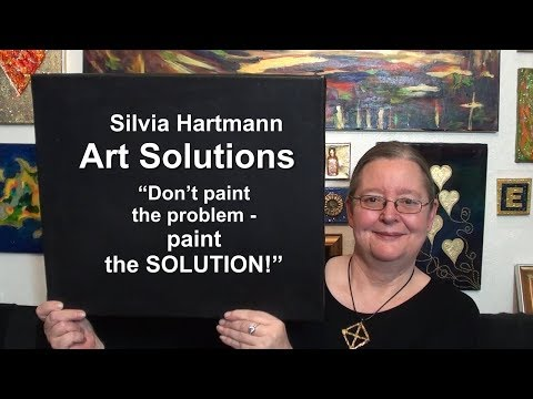 Silvia Hartmann Explains Art Solutions in 3 Minutes