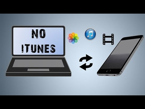 Transfer Videos From Computer To iPhone Without iTunes 2018