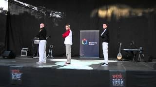 BIENIO & NATKRAKERS - Poppin showcase