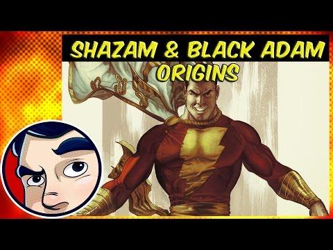 Shazam & Black Adam's Origin - Complete Story | Comicstorian
