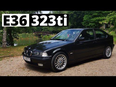"BMW E36 323ti - ekskluzywny ""kompot"""
