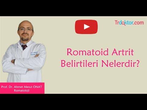 Romatoid Artrit Tanısı Nasıl Konur?