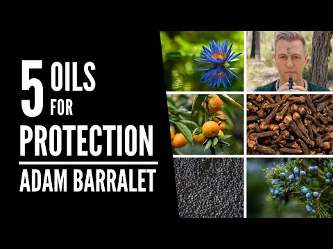 5 Essential Oils for Protection