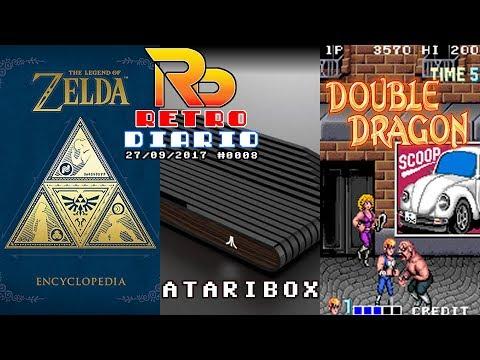 RetroDiario Noticias Retro (27/09/2017) #0008 - Legend Of Zelda, AtariBox, Double Dragon