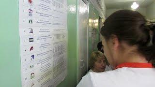 Фабрикация выборов на 455 участке в Волгограде