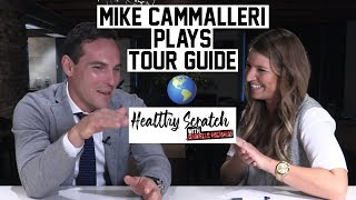 Mike Cammalleri Plays Tour Guide For Every City He's Played In | Healthy Scratch