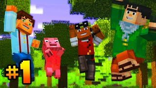 Minecraft Story Mode (Part 1) - Episode 1