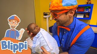 Blippi Explores The Discovery Children's Museum! | Educational Videos For Kids