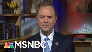 Representative Schiff Reacts To Trump's Jewish Loyalty Remarks | Morning Joe | MSNBC