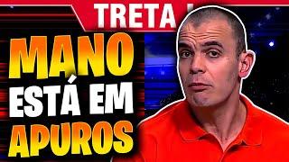 """Jogador chama Mano do Fox Sports Rádio pra P0RRADA após TRETA 🤬 """"Vou enfrentar um FR0UX0"""" 😱"""
