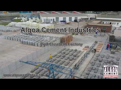 Algoa Cement Industries - Port Elizabeth Factory